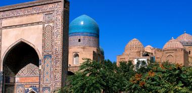 Uzbekistan: The Silk Road Cities