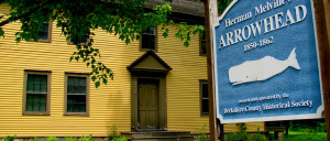 Herman Melville's Arrowhead, Pittsfield MA, USA