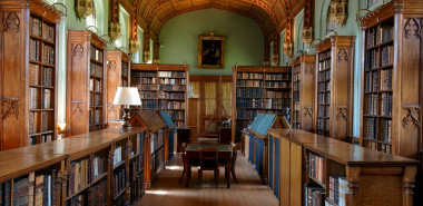 Great Libraries and Stately Homes of England