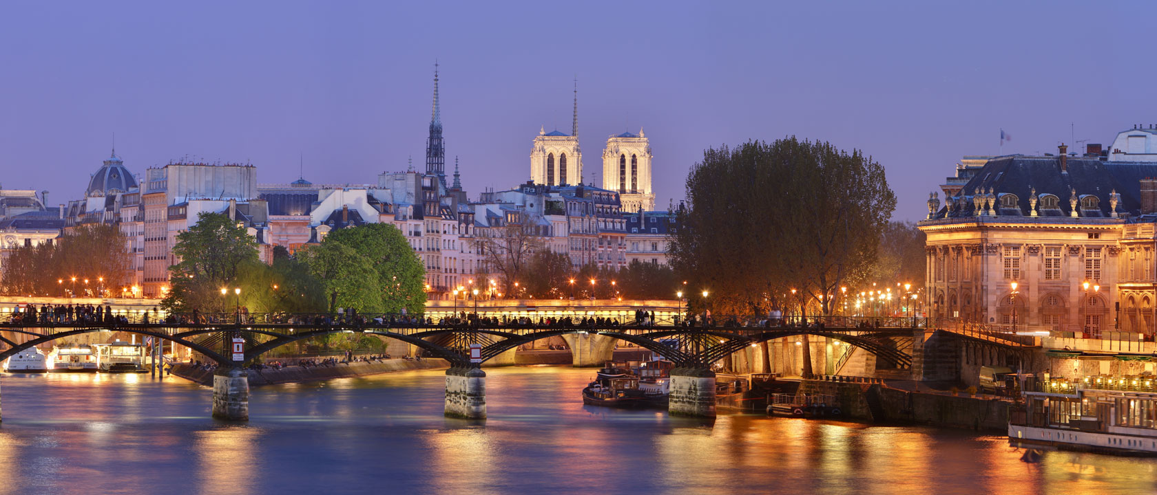 Pont-des-Arts-Paris-France