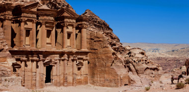 Jordan: Petra, Desert Fortresses, Wadi Rum and the Dead Sea