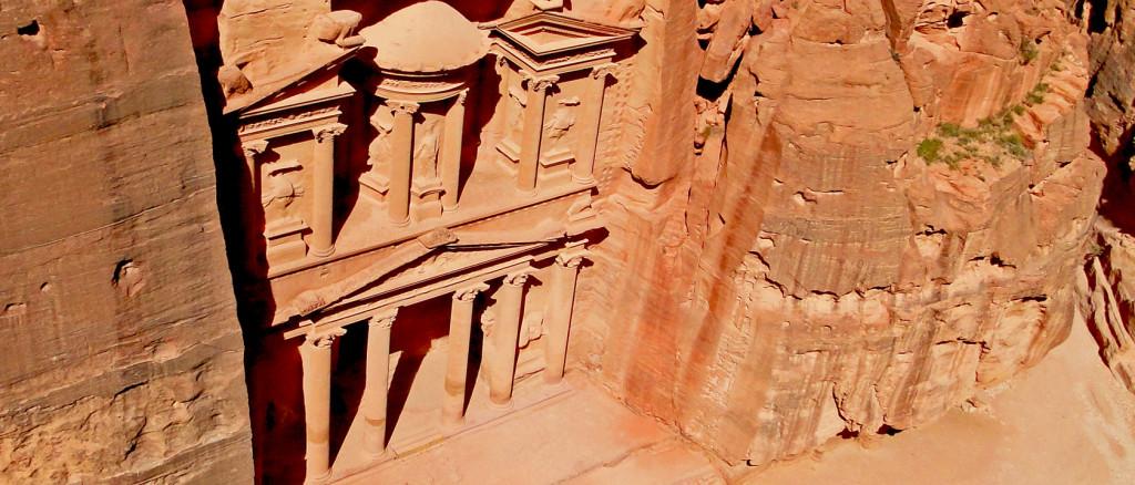 Treasury-Petra-Jordan