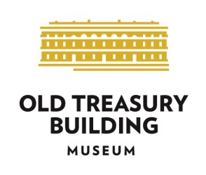 Old Treasury building logo