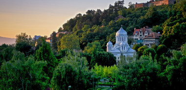 Romania Revealed: Saxon Villages, Transylvanian Cities and Byzantine Monasteries