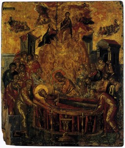 Dormition of the Virgin (1565–1566)