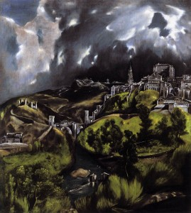 A View of Toledo 1610