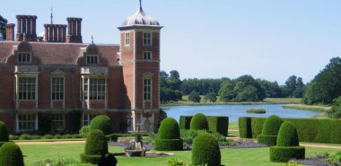 Great Houses and Gardens of East Anglia