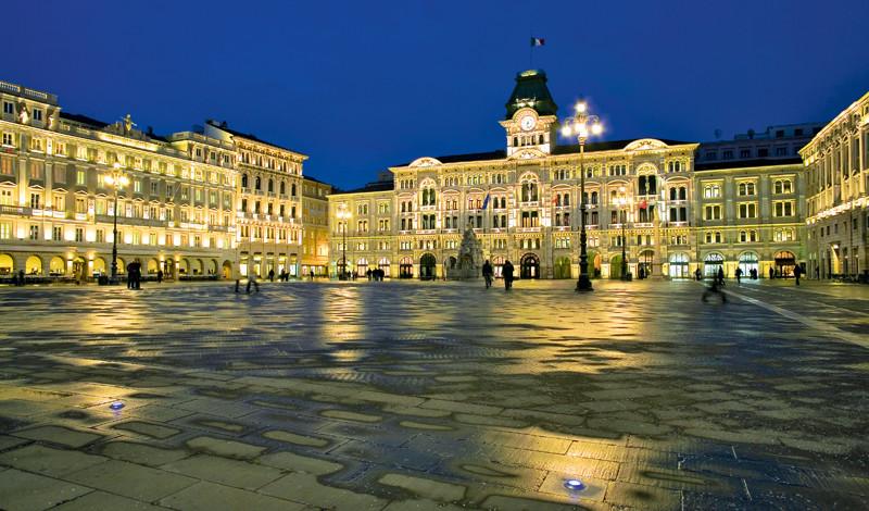 Main Plaza - trieste square