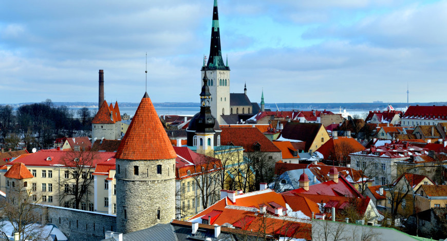 OldTown-Tallinn-Estonia