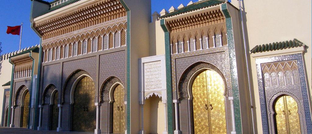 Fez wall and medina 2