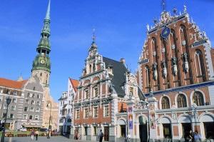 Riga, Centre sh