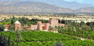 Natural Landscapes & Gardens of Morocco