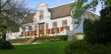 Natural Landscapes and Gardens of South Africa