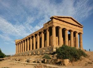 Agregento Concordia temple 1