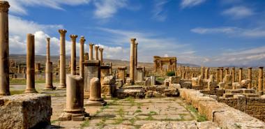 Roman Algeria, the Sahara & the M'Zab Valley