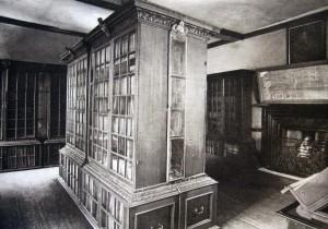 Pepys_Library_Cambridge_interior