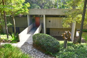 The Kilara house, by architects Harry and Penelope Seidler