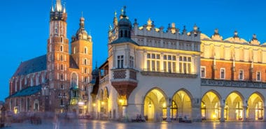 Poland, the Heart of Europe: Krakow, Warsaw, Torun & Gdansk