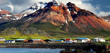 Iceland, Land of Ice and Fire: Myths, Legends and Landscapes 2021