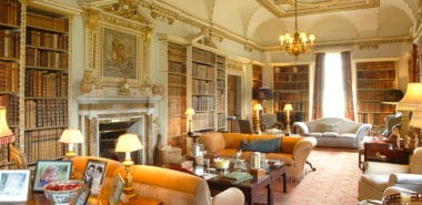 Great Libraries and Stately Homes of England 2020
