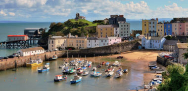 Cornwall, Devon, Southern Wales & the Wye: Picturesque Coasts and Country Life 2022